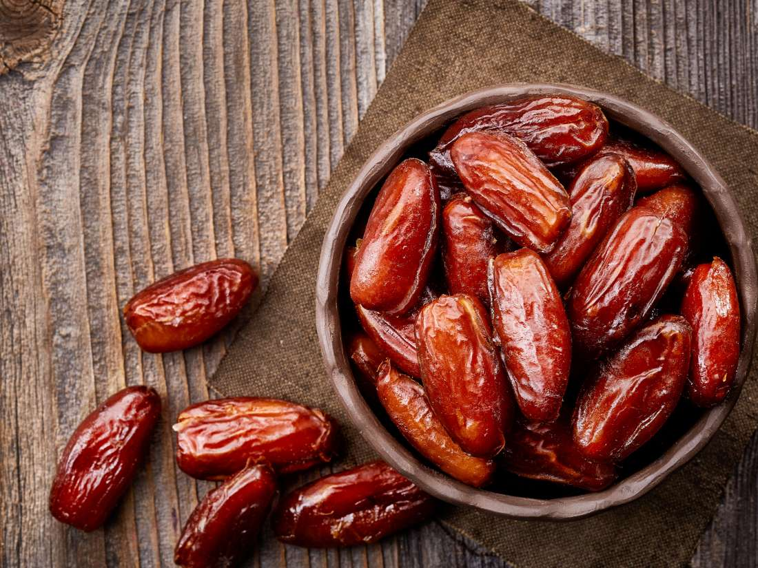 Dates are Low on Glycemic Index